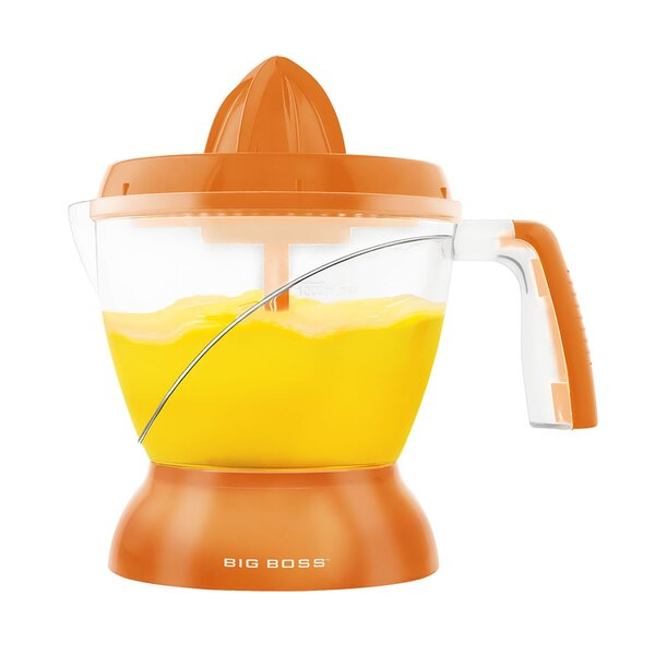 Electric Citrus Juicer by Big Boss