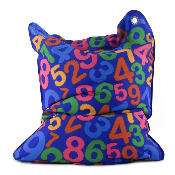 Fashion Mini Bull Standard Bean Bag Chair & Lounger By Sitting Bull