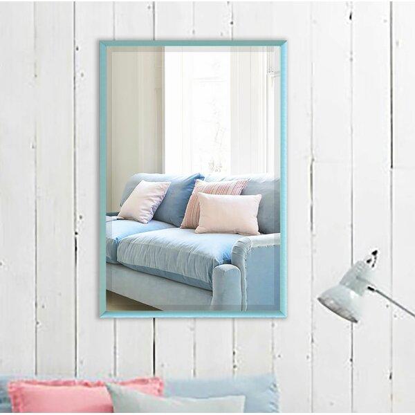 Abingdon Metal Framed Beveled Vanity Mirror by Darby Home Co