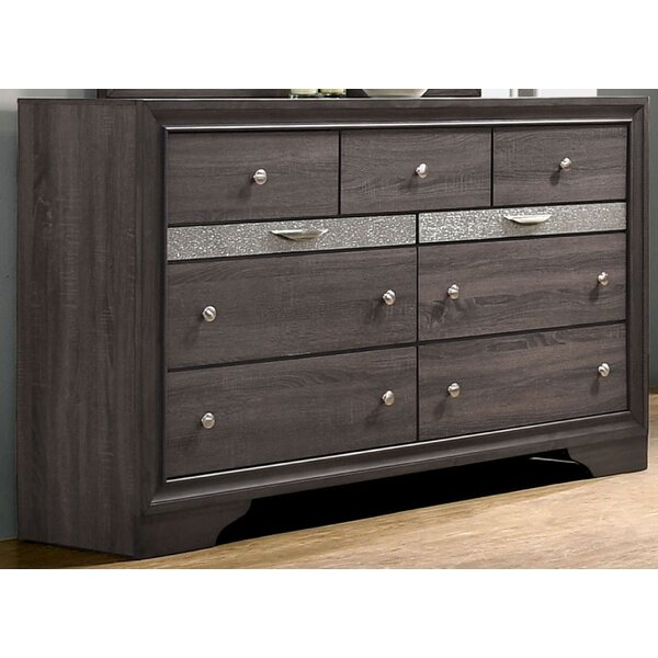Matus 9 Drawer Dresser by Rosdorf Park