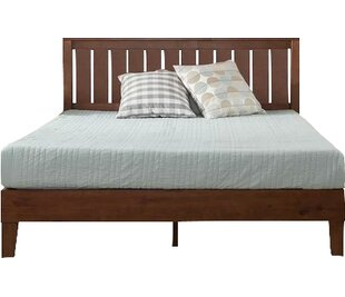 Morgan Hill Wood Platform Bed