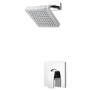 Kenzo Shower Faucet Trim with Knob Handle