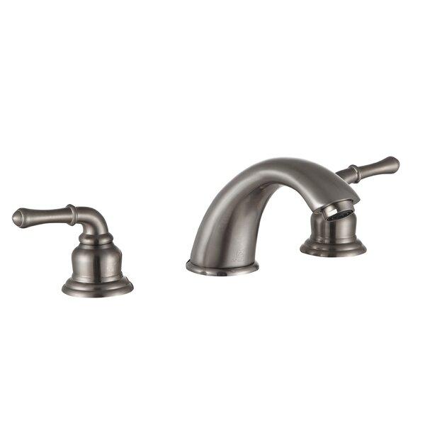 Princess Double Handle Widespread Bathroom Faucet