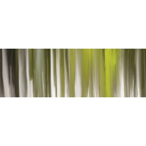 'Luminous Touch' Painting Print on Wrapped Canvas by East Urban Home
