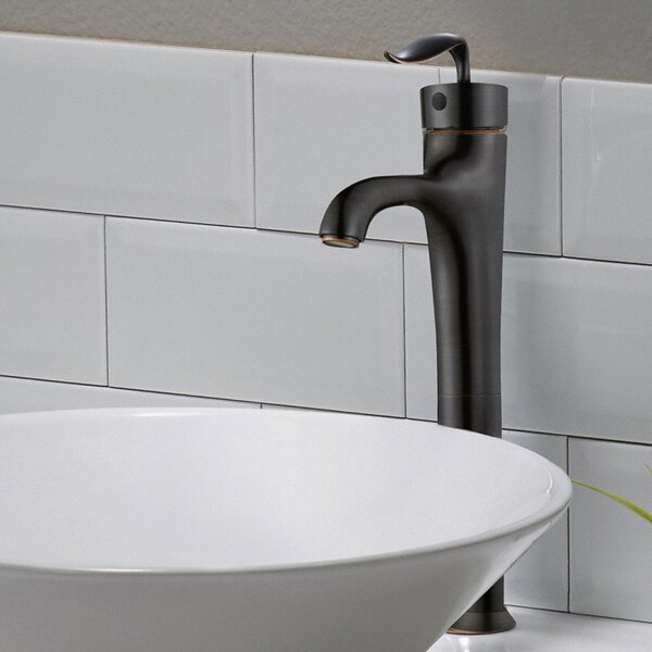 Coda Single Hole Bathroom Faucet by Kraus
