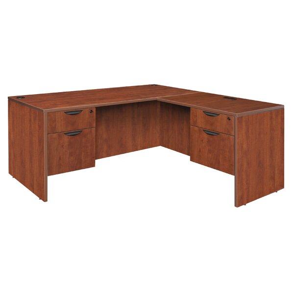 Linh L-Shaped Executive Desk