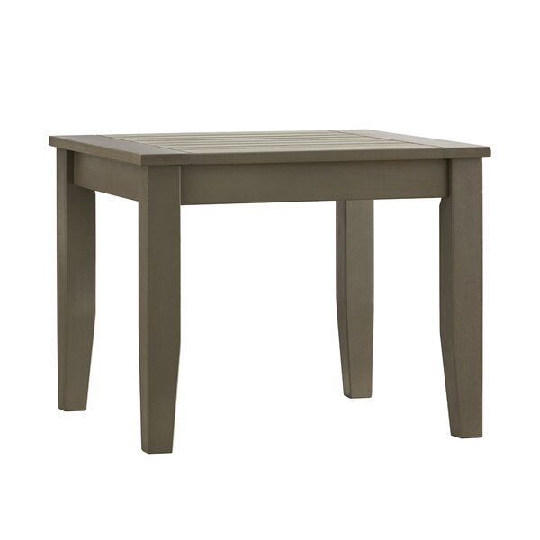 Hursey Side Table by Three Posts