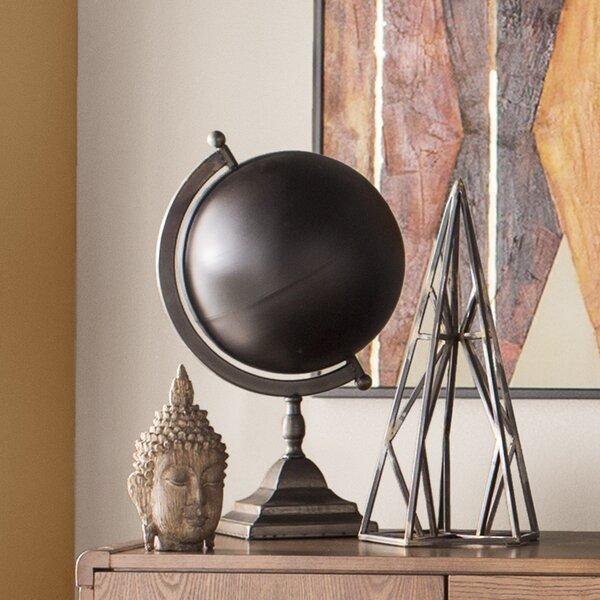 Decorative Metal Globe by Cole & Grey