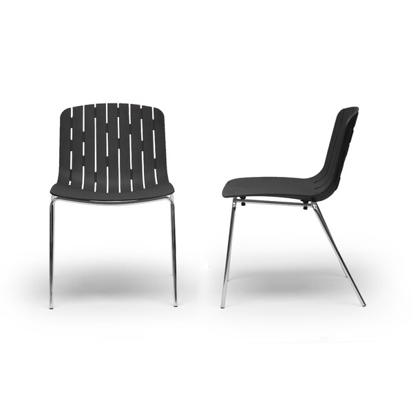 Haffey Side Chair (Set of 2) by Wrought Studio