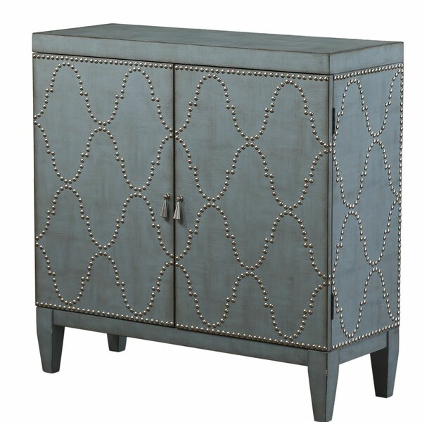 Araiza 2 Door Accent Cabinet by Breakwater Bay Breakwater Bay