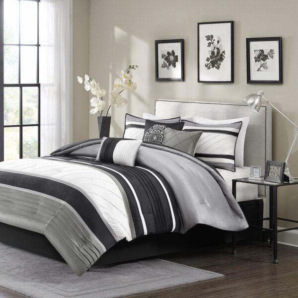 Rendville 7 Piece Comforter Set by Darby Home Co