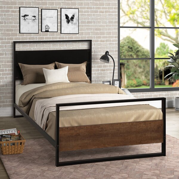 Kaori Platform Bed by Isabelle & Max