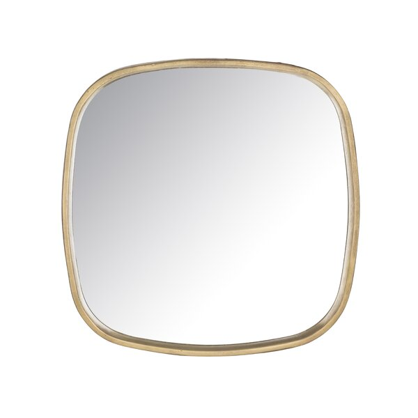 Riehl Accent Mirror by Wrought Studio