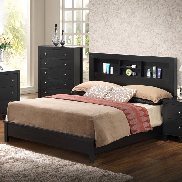 Kennon Upholstered Bed by Three Posts Three Posts