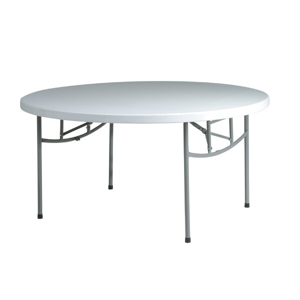 Work Smart 60 Round Folding Table by Office Star Products