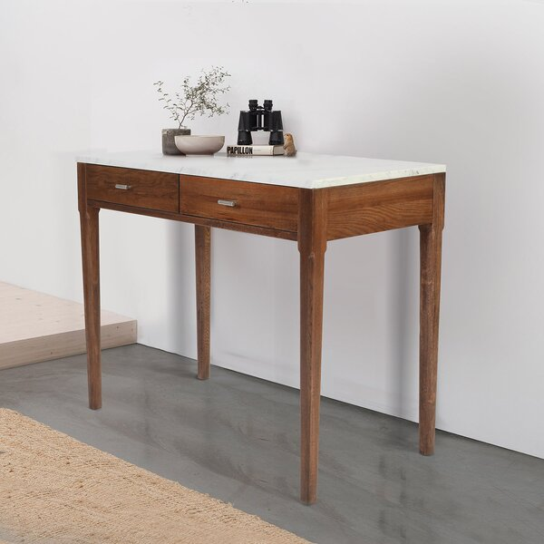 Latitude Run Brown Console Tables