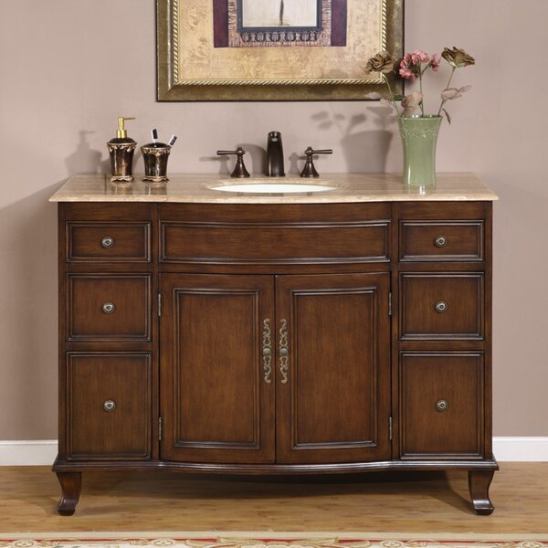 Pinedo 48 Single Bathroom Vanity Set by Astoria Grand
