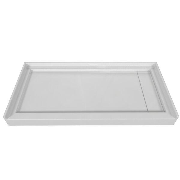 Signature 60 W x 30 D Single Threshold Shower Base