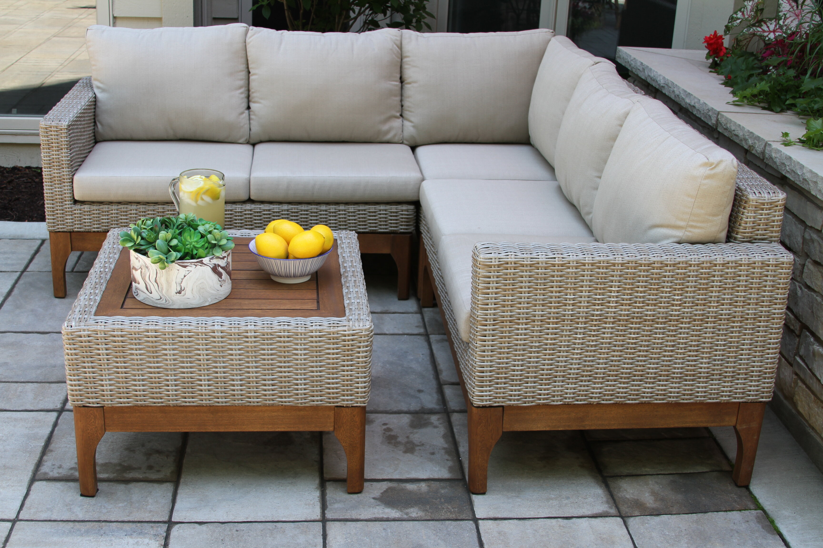 reviews sectional brookhaven lane with pdp patio cushions furniture outdoor birch