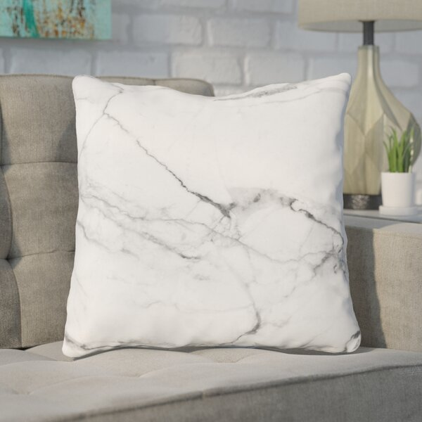 Holley Polyester Throw Pillow by Ivy Bronx