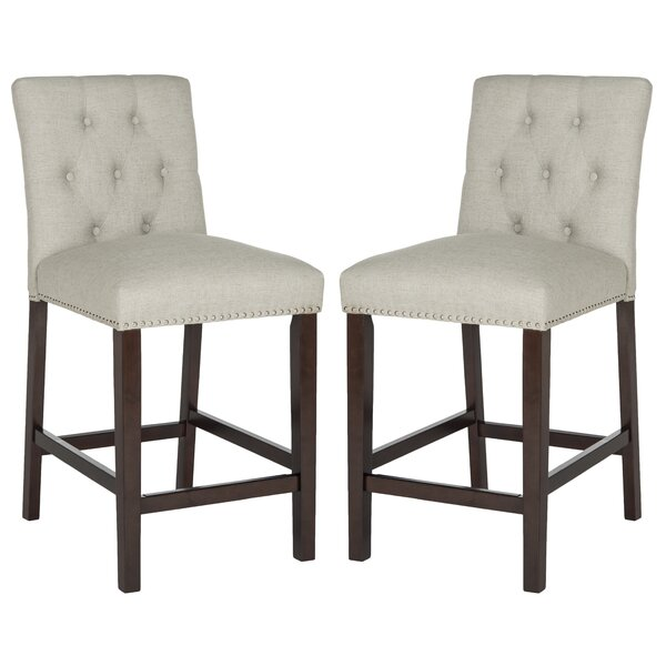 Gowans 27.5 Bar Stool (Set of 2) by Darby Home Co