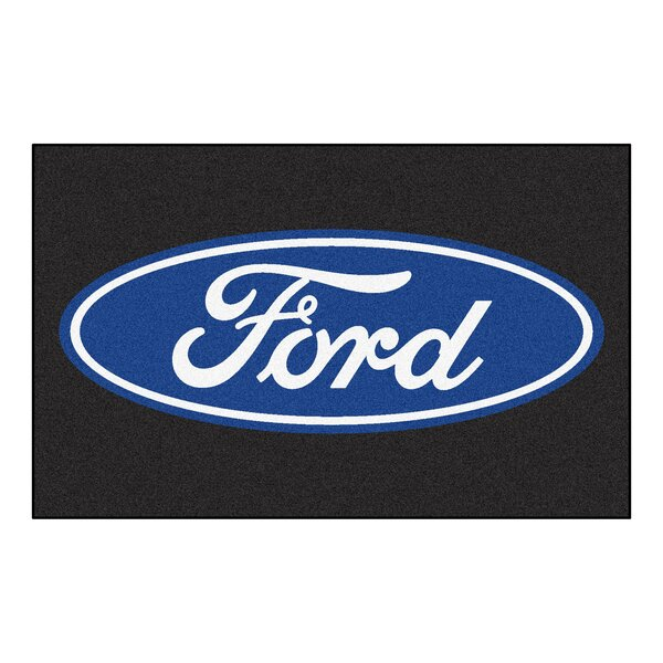 Ford - Ford Oval Doormat by FANMATS