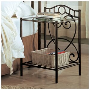 Glenwood Nightstand by Charlton Home