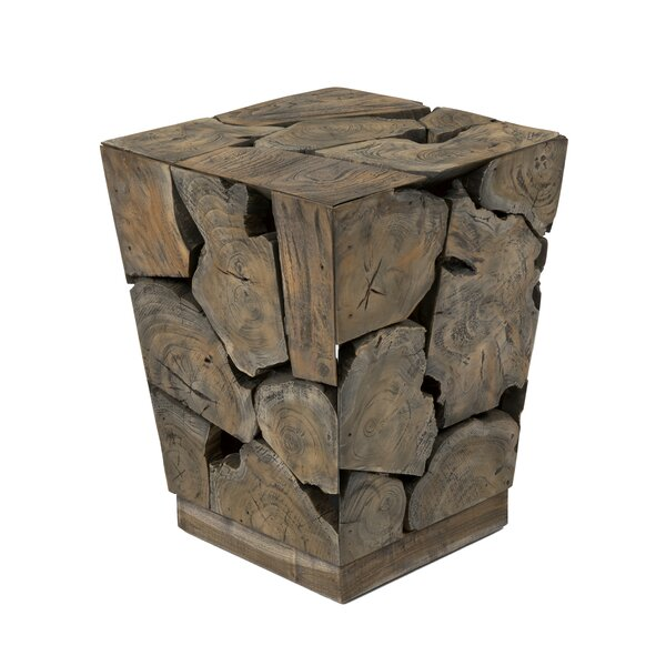 Ermera End Table by Millwood Pines