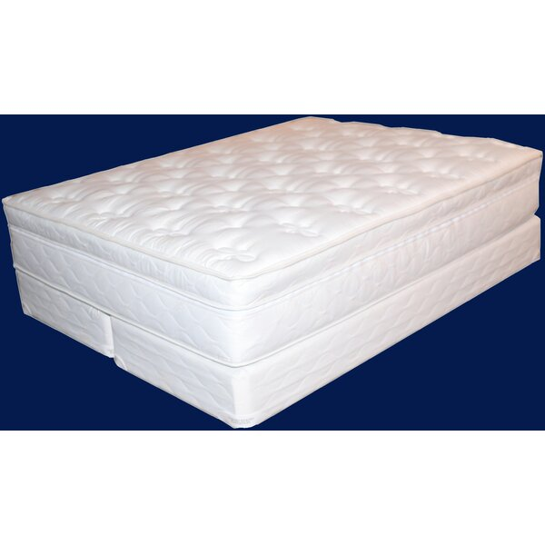 Santa Anita Waterbed Mattress Top by US Watermattress
