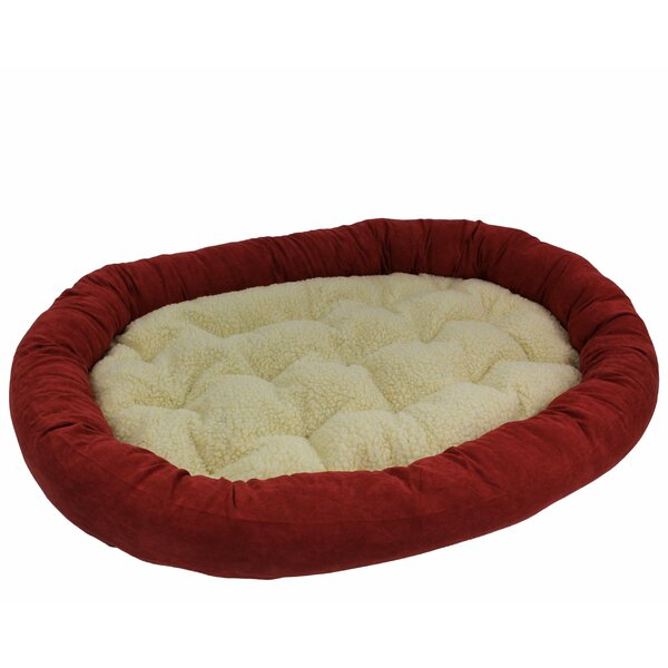 Microsuede Large Dog Sofa by Blazing Needles