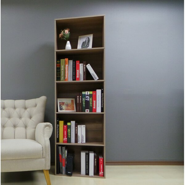 Ronna Standard Bookcase By Wrought Studio Coupon
