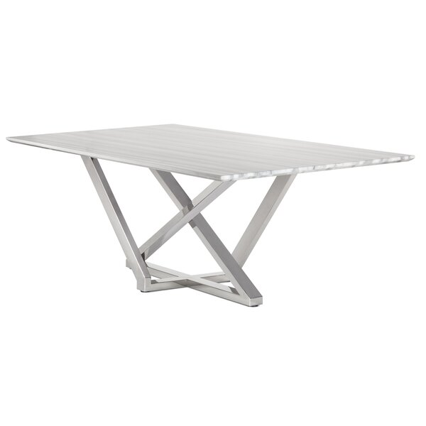 Johnette Dining Table by Orren Ellis
