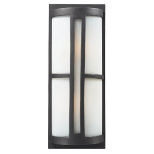 Chadbury 2-Light Outdoor Sconce By Wade Logan Outdoor Lighting