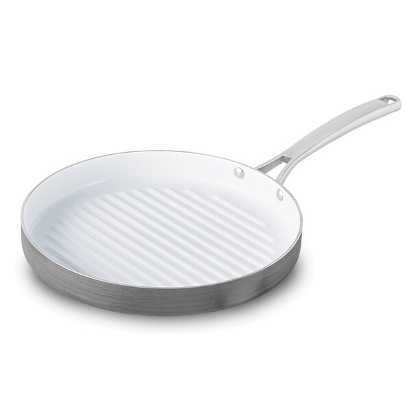 Classic Ceramic 12 Non-Stick Grill Pan by Calphalon