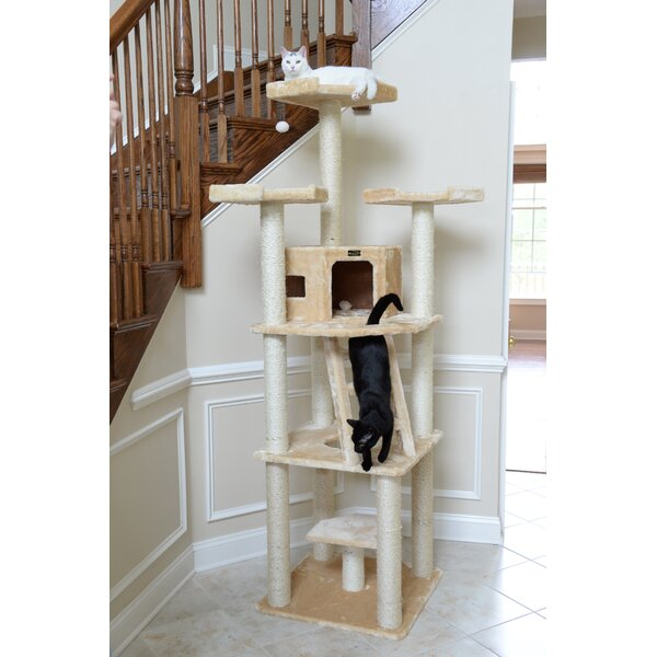 80 Classic Cat Tree by Armarkat