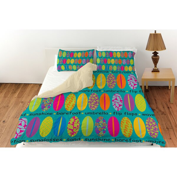 Surfs Up Duvet Cover Collection