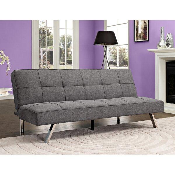 Boonton Convertible Sofa by Wade Logan