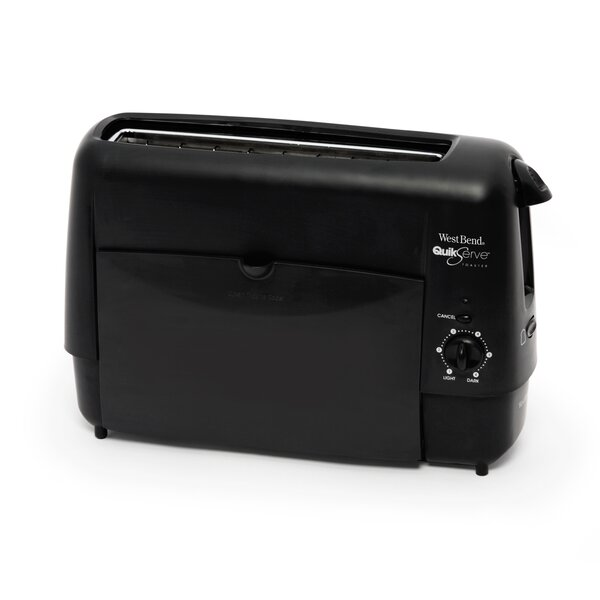 Quick Serve Toaster by West Bend
