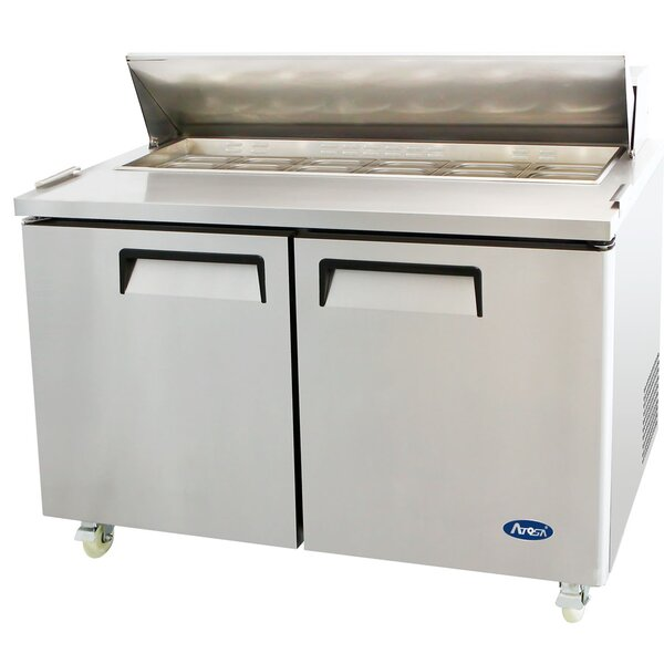 60 Refrigerated Prep Table by Atosa