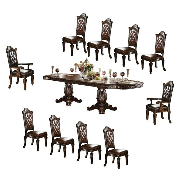 Esmeralda 11 Piece Dining Set by Astoria Grand Astoria Grand