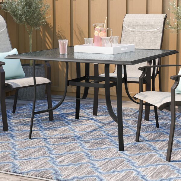 Ramon Square Dining Table by Latitude Run