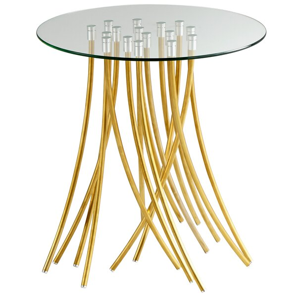 Tuffoli End Table by Cyan Design Cyan Design