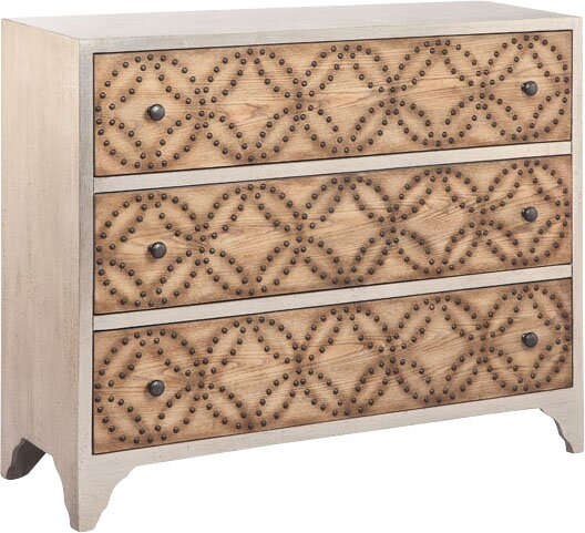 Supta 3 Drawer Accent Chest By Stein World