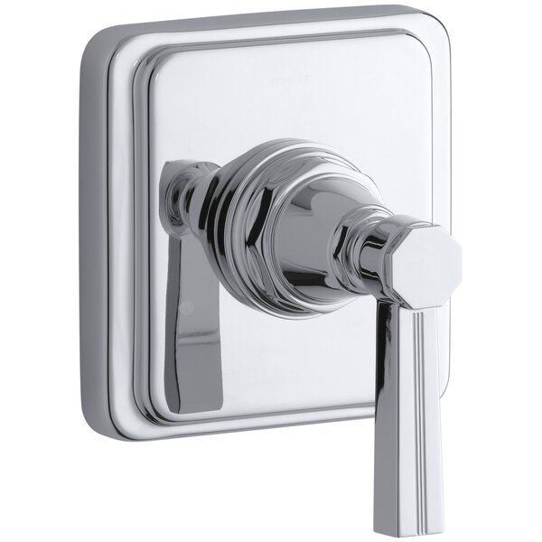 Pinstripe Transfer Shower Faucet with Lever Handle by Kohler