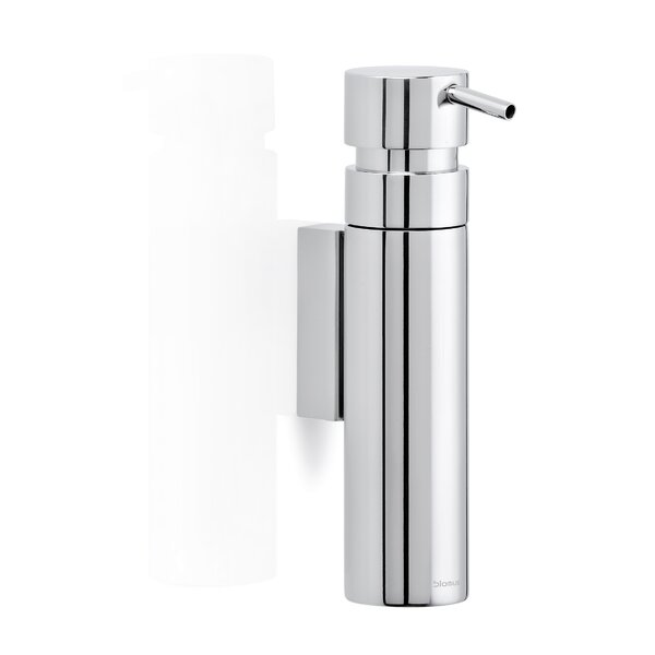Nexio Wall Mount Soap Dispenser by Blomus