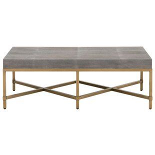 Ormside Shagreen Coffee Table By Gracie Oaks