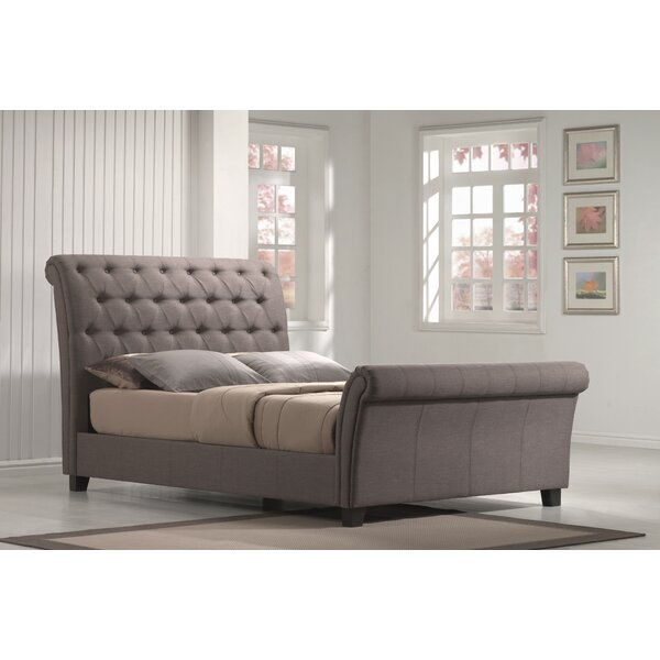 Morethampstead Upholstered Bed by Darby Home Co