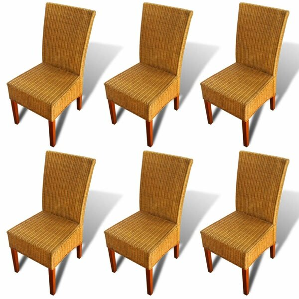 Franco Dining Chair (Set of 6) by Bayou Breeze