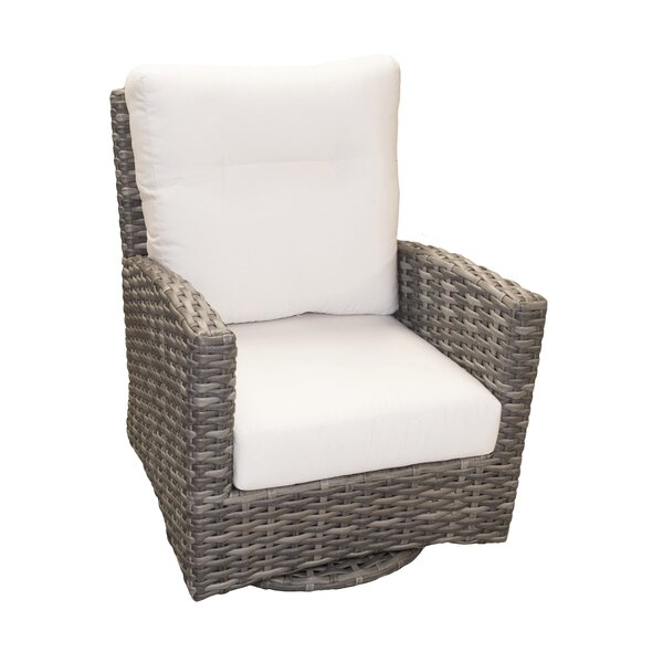 Lexington Glider Chair with Cushions by Highland Dunes