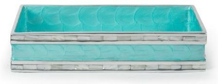 Classic Bathroom Accessory Tray by Julia Knight Inc